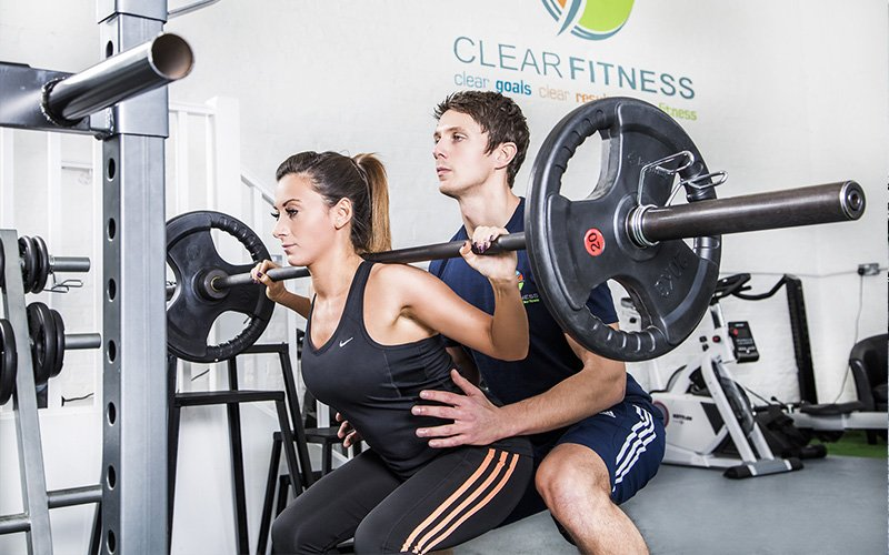service personal fitness