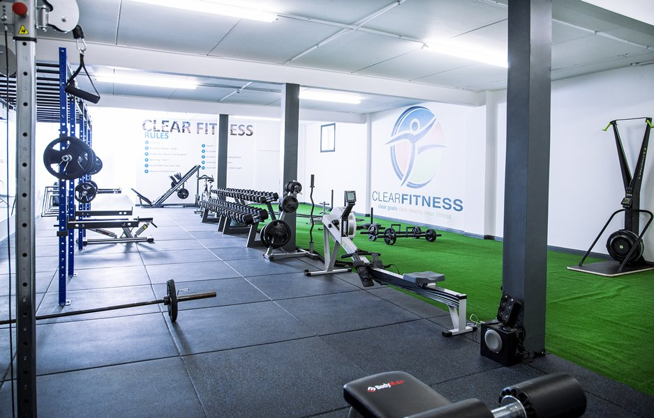 Clear Fitness Studio