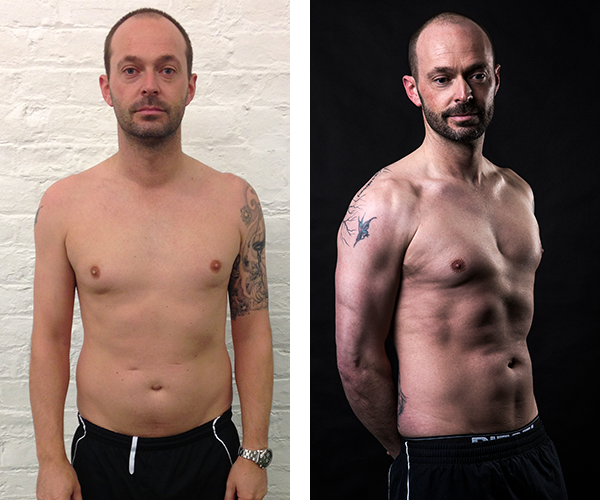Ross - Before & After Transformation